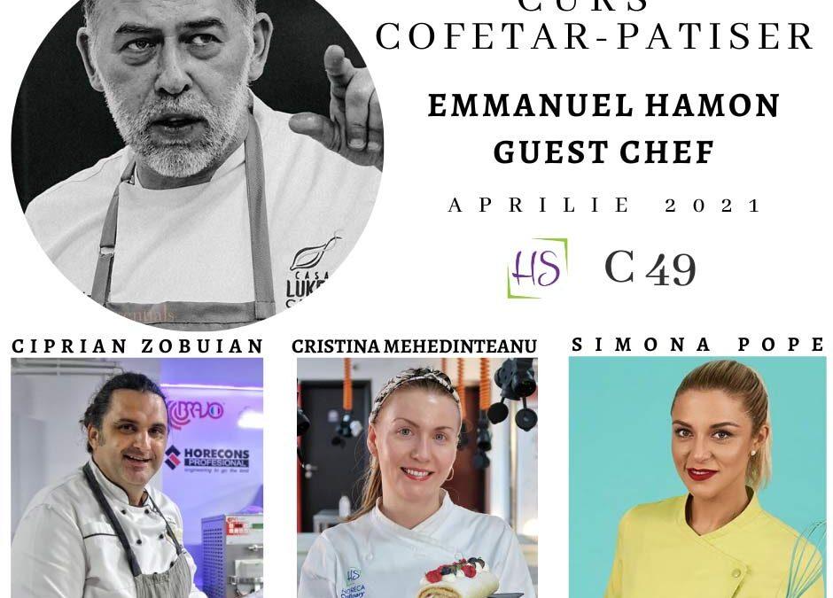Curs Cofetar/Patiser C49