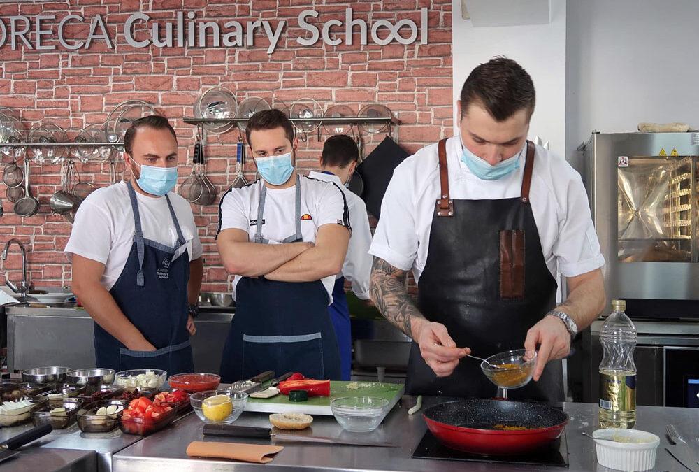 Curs de specializare Bucătar Șef
