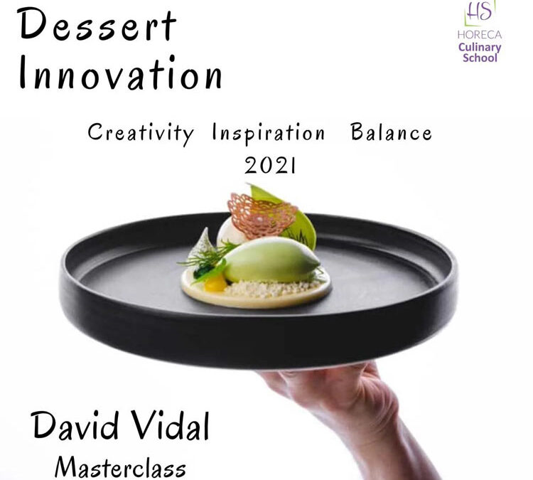 PLATED DESSERTS by DAVID VIDAL