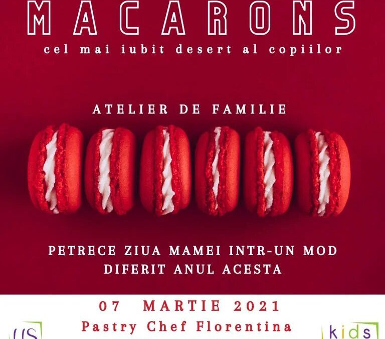MACARONS – Atelier de Familie