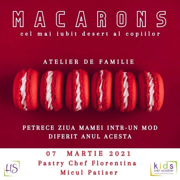 MACARONS - Atelier de Familie