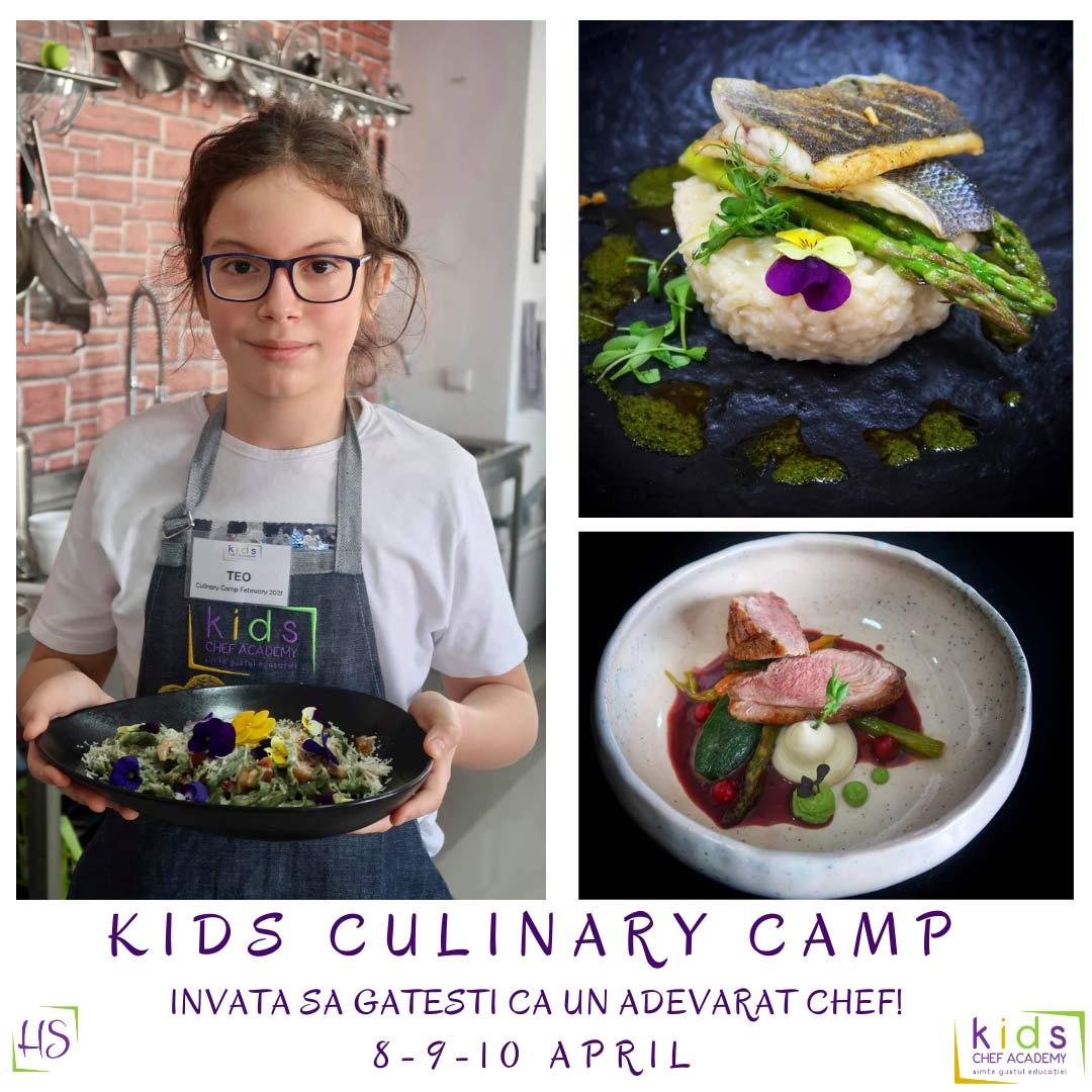 Kids Culinary Camp -  Horeca Kids