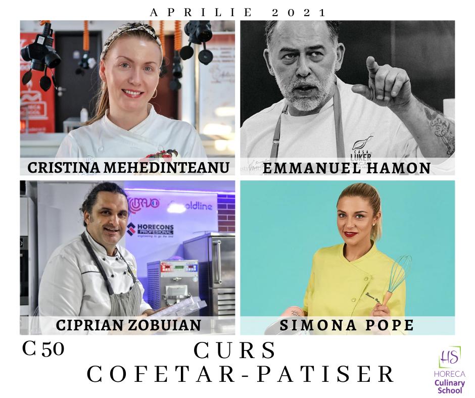 Curs Cofetar/Patiser C50