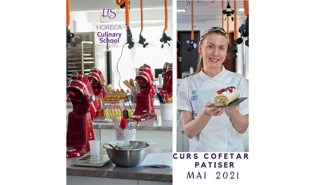 Curs Acreditat Cofetar Patiser C50 după-amiaza